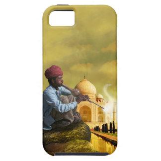 Taj Mahal Capas Para iPhone 5