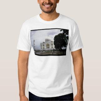 Taj Mahal, cidade de Agra T-shirts