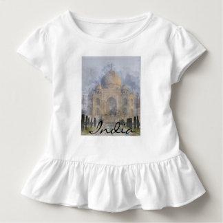 Taj Mahal em Agra India Camiseta Infantil