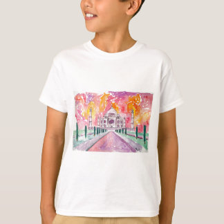 Taj Mahal India Camiseta