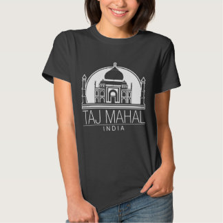 Taj Mahal T-shirts