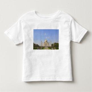 Taj Mahal, um mausoléu situado em Agra, India, Camiseta Infantil