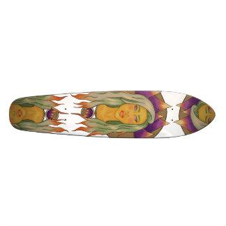 Talismã Shape De Skate 18,1cm