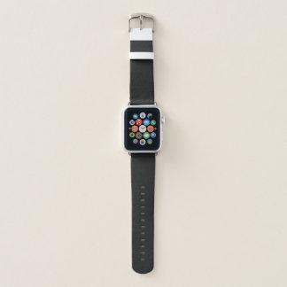 Tamanho do caso: Apple olha a banda de couro, 38mm