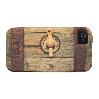 Tambor velho capa para iPhone 4/4S