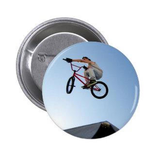 Tampo da mesa do conluio da bicicleta de BMX Bóton Redondo 5.08cm