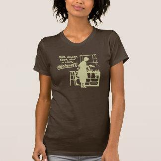 """Tan """"mulheres o t-shirt de POUCAS de uma Camiseta"""