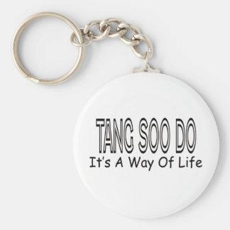 Tang Soo fá-lo é um modo de vida Chaveiro