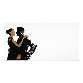 Tango Cartão Com Foto