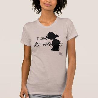 Tanque da revolução das senhoras Hip Hop Camiseta