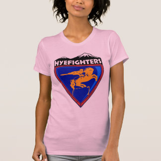 Tanque do HyeFighters das mulheres Camiseta
