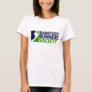 Tanque do logotipo das senhoras camiseta