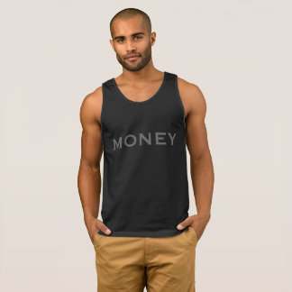 Tanque preto do dinheiro