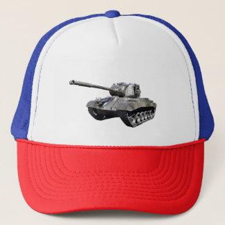 Tanque solitário - chapéu do camionista boné