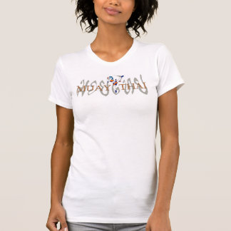 Tanque tailandês de Muay Camiseta