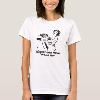 Tanques & camisetas do higienista dental