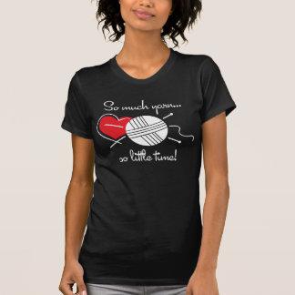 Tanto fio DK Camiseta