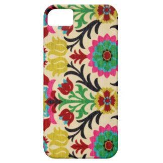 Tapeçaria floral capa barely there para iPhone 5