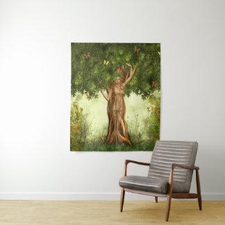 Tapeçaria média da parede da árvore da mãe