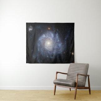 Tapeçaria média espiral da parede da galáxia (NGC