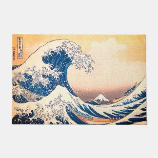 Tapete A grande onda