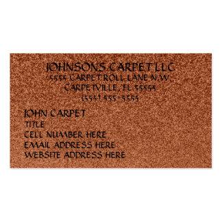 Tapete a Instalação Empresa Cartão De Visita