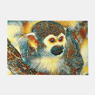 Tapete AnimalArt_Monkey_20170601_by_JAMColors
