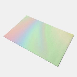 Tapete Arco-íris Pastel da cor