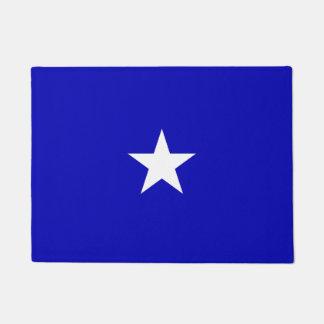 Tapete Bandeira azul Bonnie