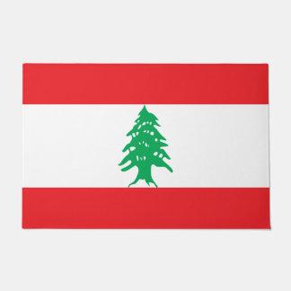 Tapete Bandeira de Líbano