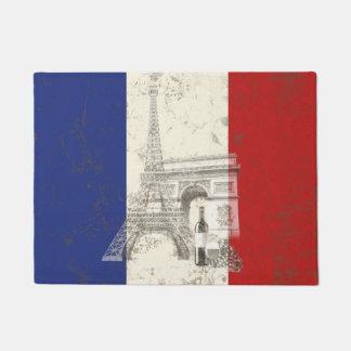 Tapete Bandeira e símbolos de France ID156
