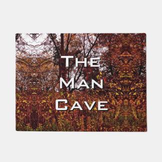 Tapete Camuflagem do outono a caverna do homem