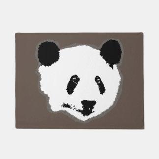 Tapete Cara do urso de panda gigante