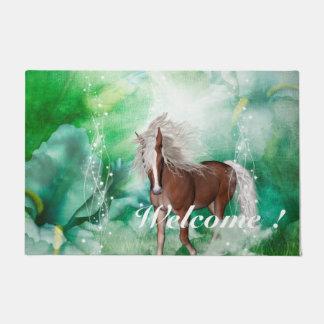 Tapete Cavalo bonito no país das maravilhas