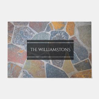 Tapete Cobblestones pintados elegantes/pedras decorativas
