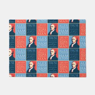 Tapete Cotações de Alexander Hamilton