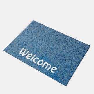 Tapete Criar sua própria esteira de porta bem-vinda