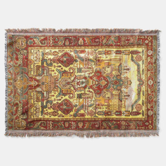 Tapete da tapeçaria/cobertura arménios do lance coberta