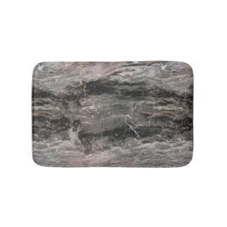 Tapete De Banheiro A cinza moderna tonifica a pedra de mármore