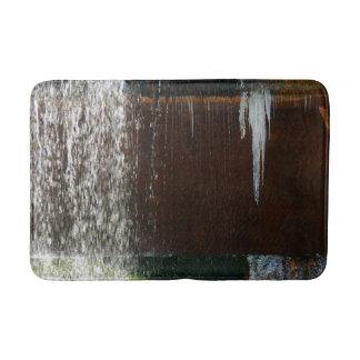 Tapete De Banheiro Água do congelando