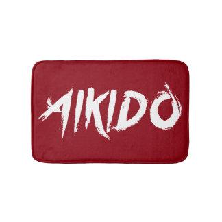 Tapete De Banheiro Aikido