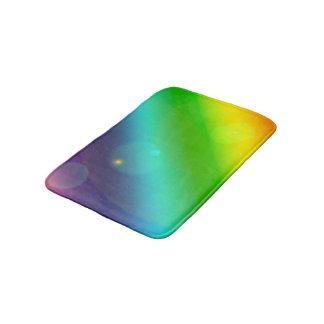 Tapete De Banheiro Arco-íris borbulhante