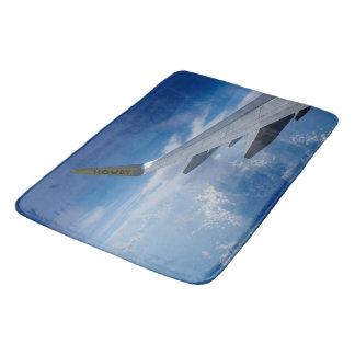 Tapete De Banheiro Avião acima das nuvens
