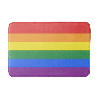 Tapete De Banheiro Bandeira do orgulho gay