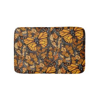 Tapete De Banheiro Borboleta de monarca