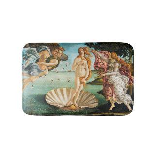 Tapete De Banheiro BOTTICELLI - O nascimento de Venus 1483