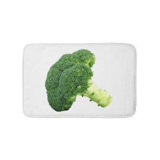 Tapete De Banheiro Brócolos
