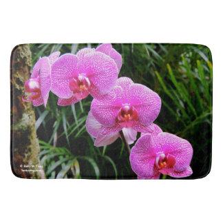 Tapete De Banheiro Cascata da orquídea
