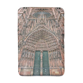 Tapete De Banheiro Cathedrale Notre-Dame, Strasbourg, France