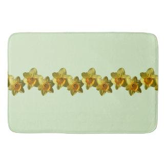 Tapete De Banheiro Daffodil 1,6 da trombeta amarela